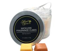 wax-cubes